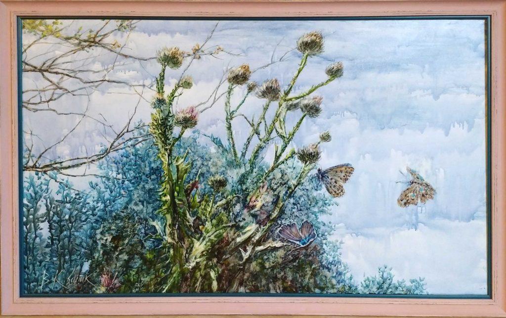 Schmetterlinge,